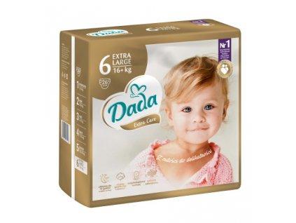 dada extra care 6 new 1s