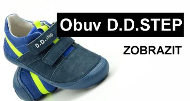 Dětská obuv D.D.Step