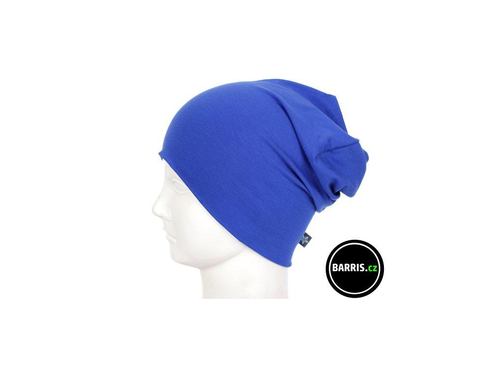 Barris Dětská čepice vel. S modrá