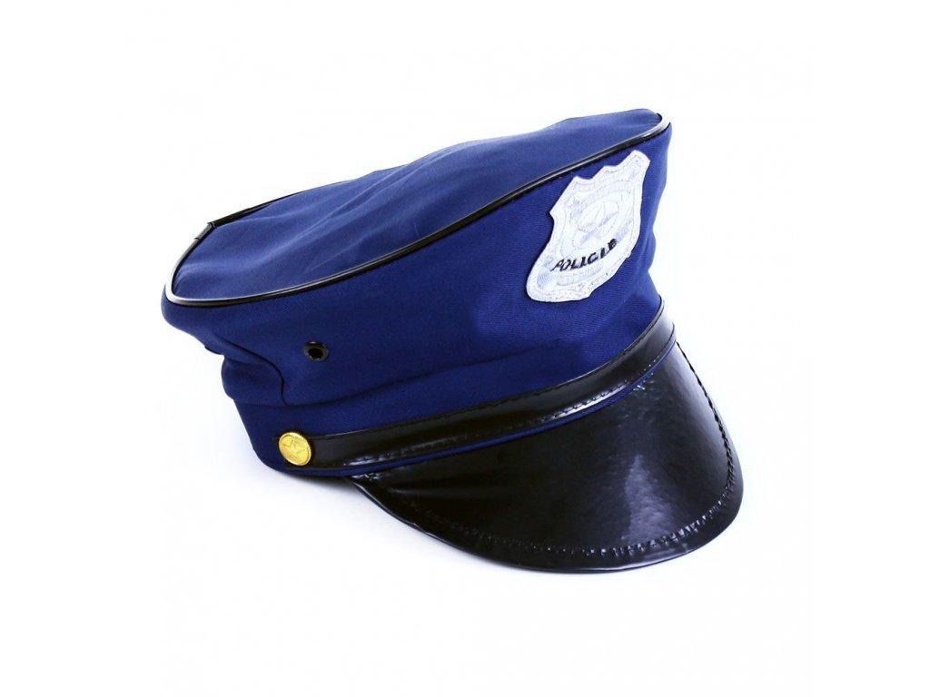 Policejní čepice pro dospělé