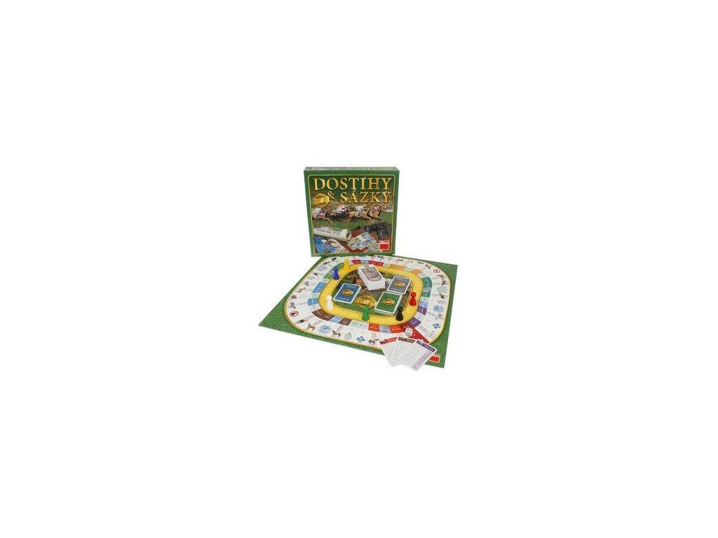 Hra Dostihy a sázky - nové