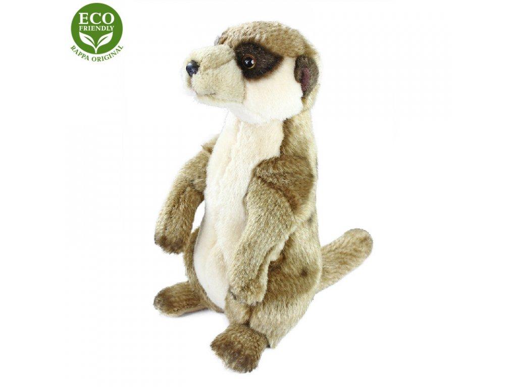Plyšová surikata 24 cm ECO-FRIENDLY