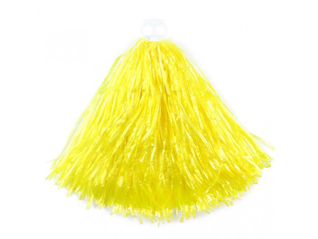 Mávátko pom pom žluté