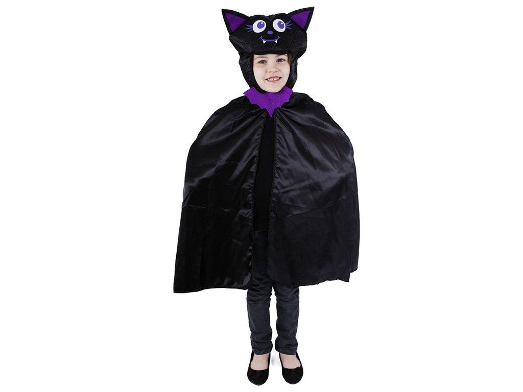 Dětský plášť netopýr Halloween