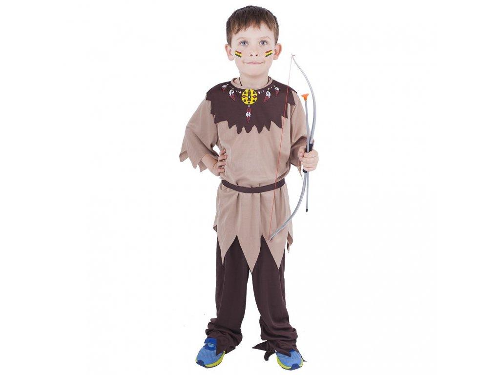 Dětský kostým Indián s páskem (M)