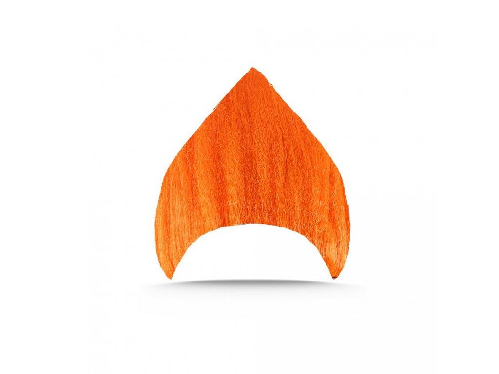 Paruka skřítek oranžová