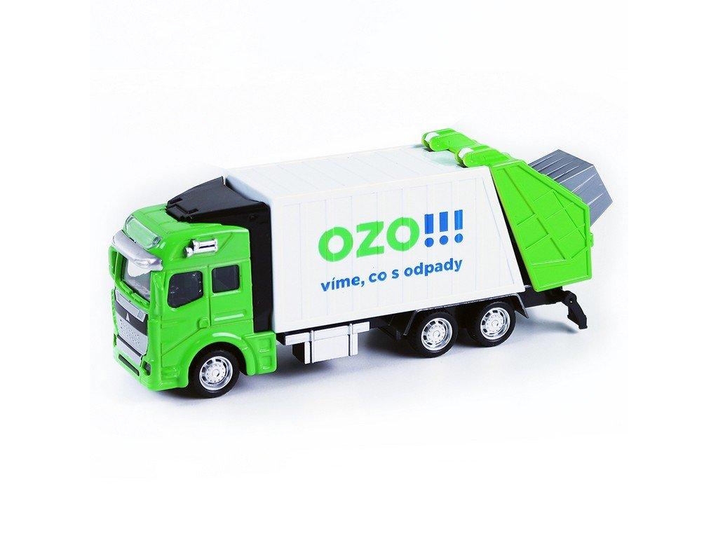 Popelářský vůz OZO !!!