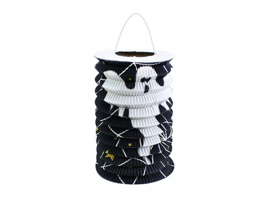 Lampion duch Halloween 15 cm