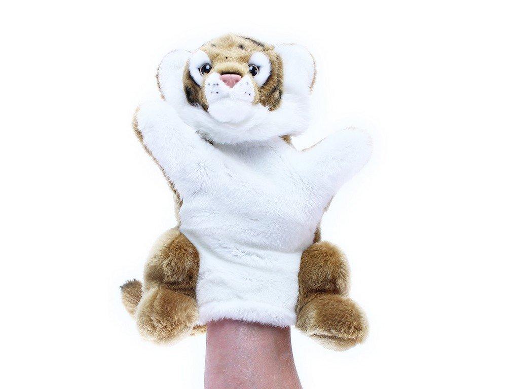 Plyšový maňásek tygr 28 cm