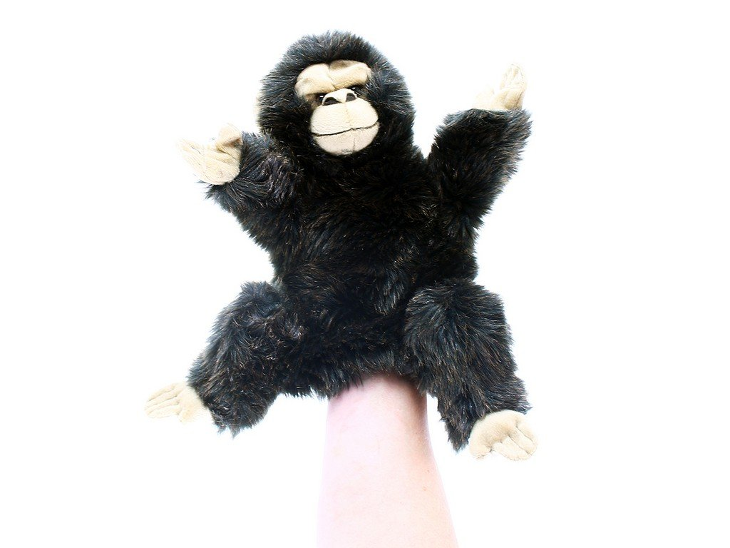 Plyšový maňásek opice 28 cm