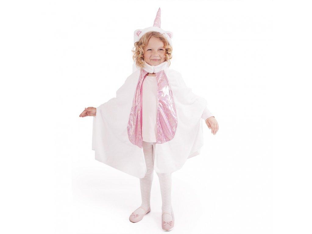 Dětský plášť jednorožec