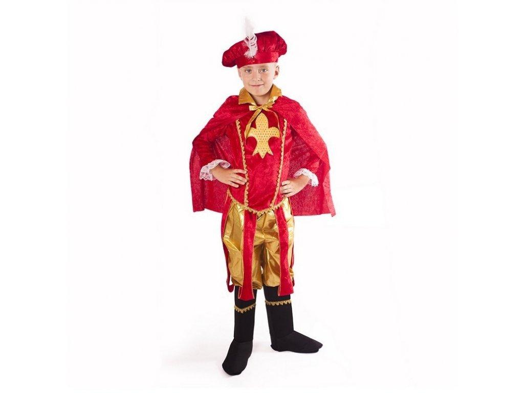 Dětský kostým princ (M)