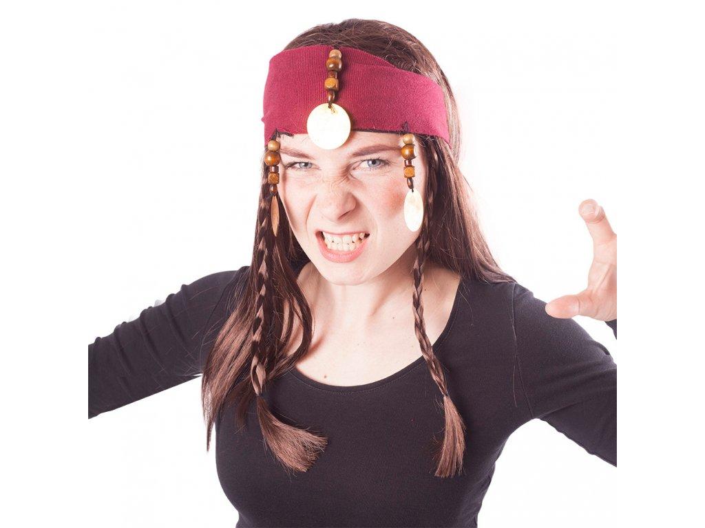 Pirátská paruka