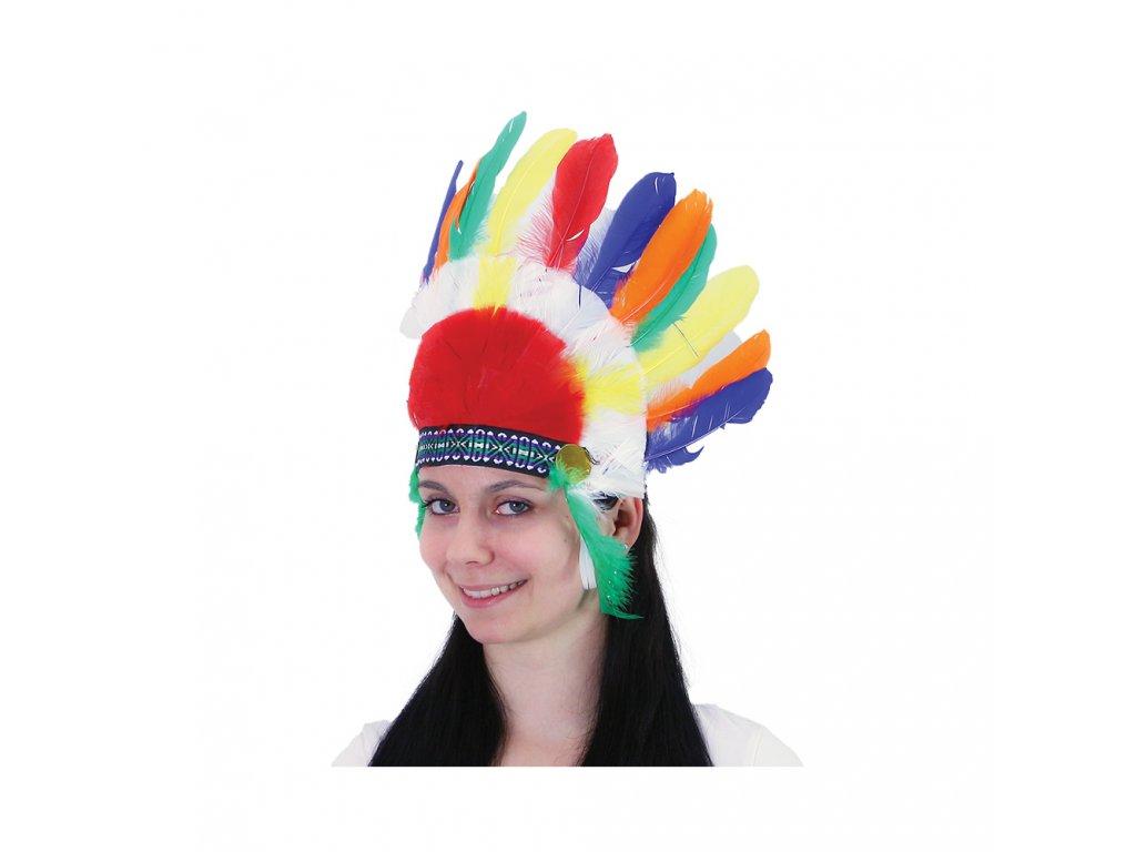 Čelenka indiánská pro dospělé