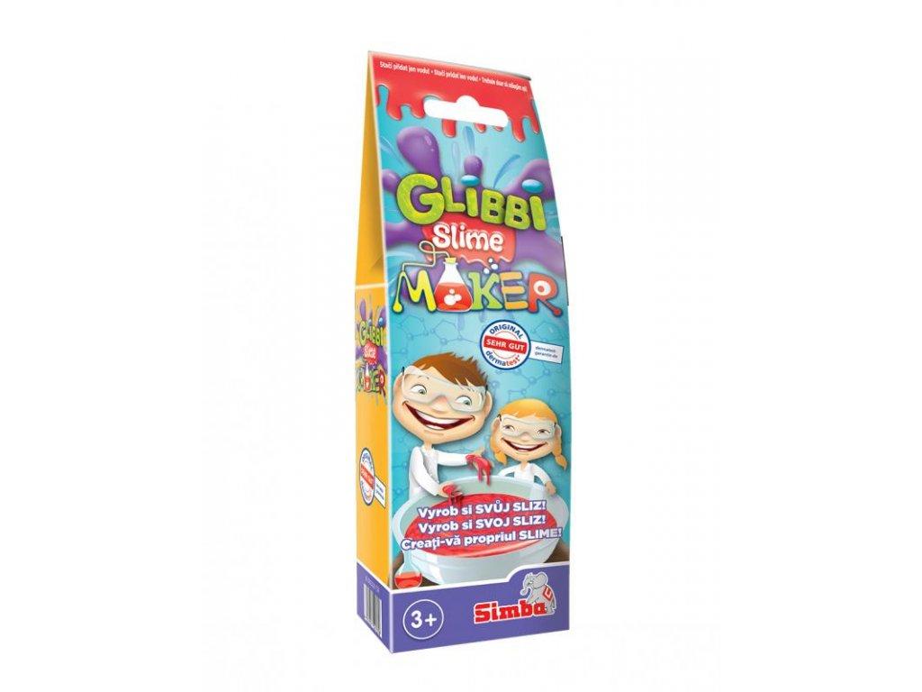 Sliz Glibbi Slime Maker, 3 druhy