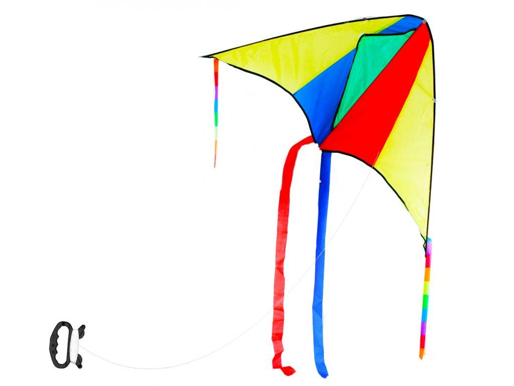 Létající drak 110 x 63 cm