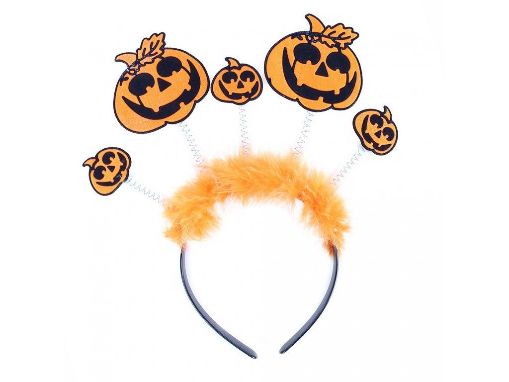 Čelenka Halloween pro dospělé