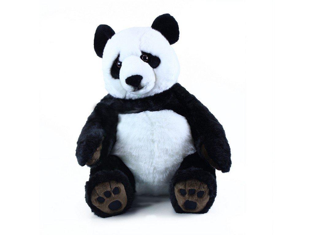 Velká Plyšová panda sedící 61 cm