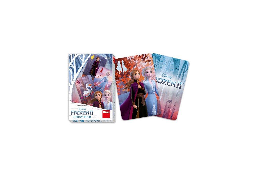 karty Černý Petr - FROZEN 2 - Ledové království
