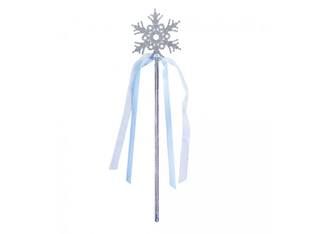 Hůlka sněhová vločka