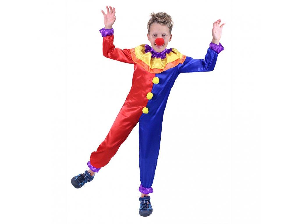 Dětský kostým klaun (S)