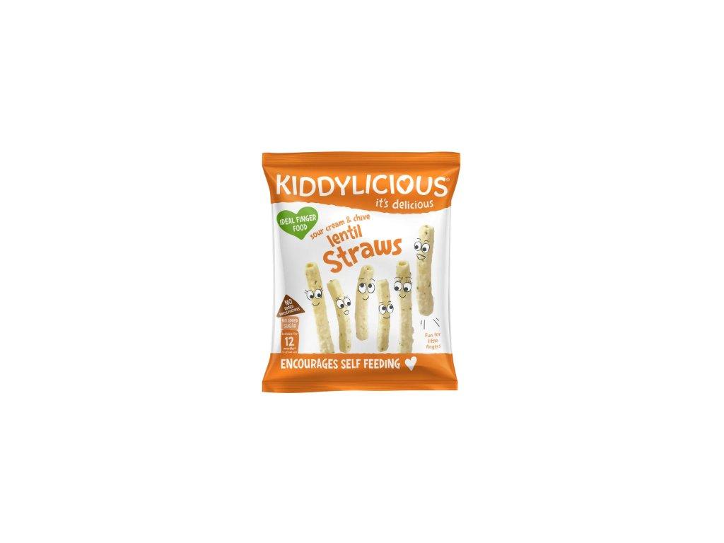 Kiddylicious tyčinky čočkové (15g)