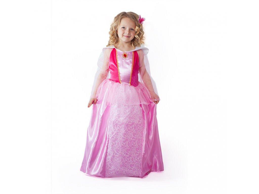 Dětský kostým princezna (S)