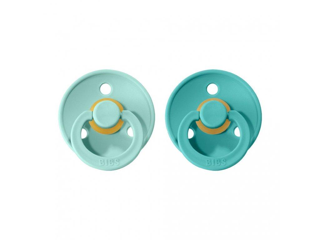 Colour Mint + Turquoise