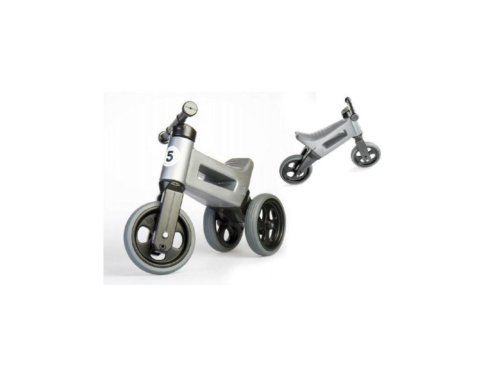 24207 odrazedlo funny wheels rider sport sede 2v1 vyska sedla 28 30cm nosnost 25kg 18m v sacku