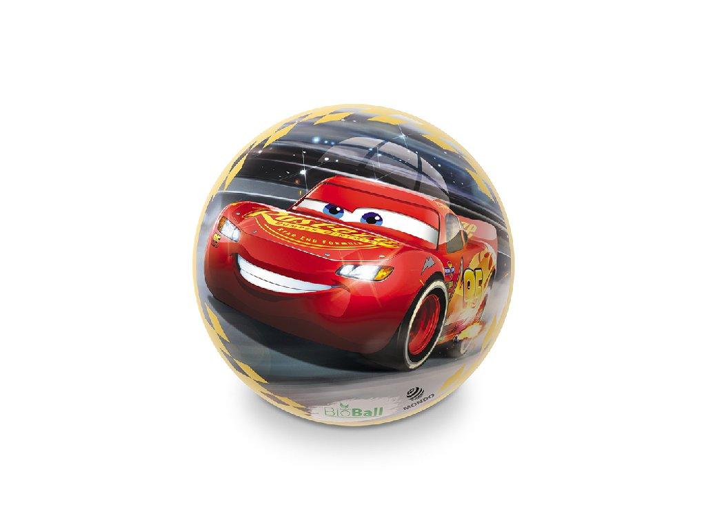 Míč nafouknutý CARS - Auta  23 cm BIO BALL