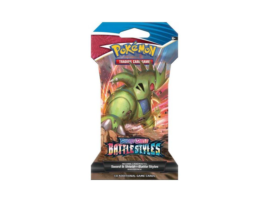 Pokémon TCG Battle Styles - 1 Blister Booster