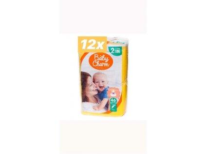 Rodinné balení Baby Charm velikost 2.