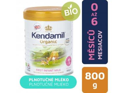 Kendamil Organic kojenecke mleko 800g 5056000501493