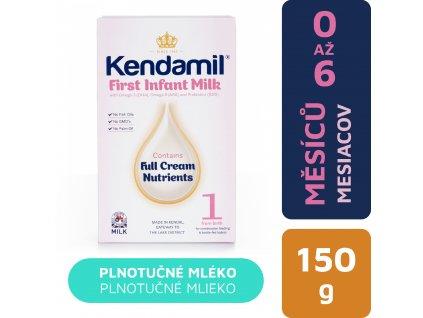 Kendamil Kojenecke mleko 150g 5056000501165