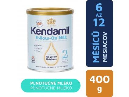 Kendamil pokracovaci mleko 400g 5056000501943