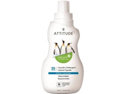 Attitude Prací gel s vůní lučních květů 1050 ml