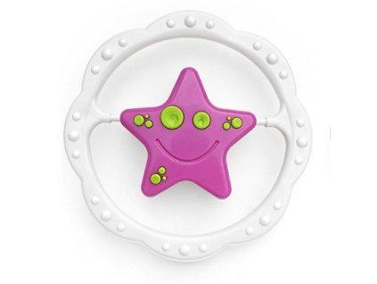 Chrastítko hvězdička nebo kytička