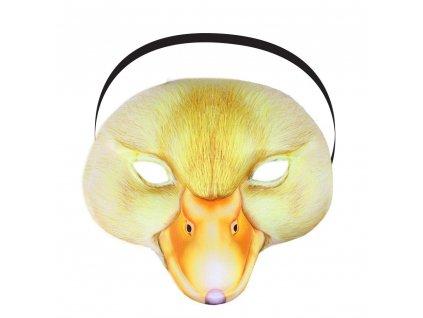 Dětská maska kačenka