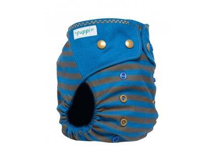 "PUPPI ""Mythical Galleon"" Merino Wool Cover Mini - zapínání cvočky zip 4,5-9,5 kg"