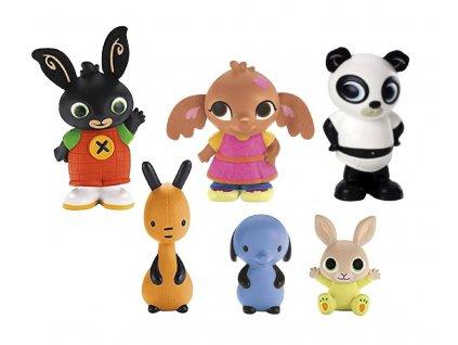 Bing figurky - sada 6 ks