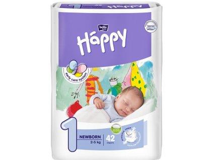 Bella Happy New Born 2-5 Kg 42 Ks
