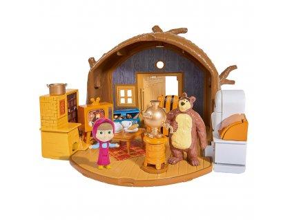 Máša a medvěd dům medvěda