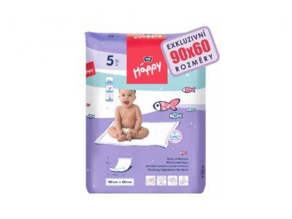 Dětské podložky Happy 60x90cm 5ks