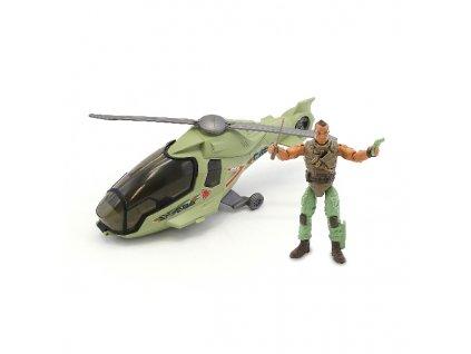 The Corps! Voják s helikoptérou/stíhačkou/tankem