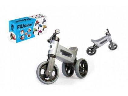 27072 odrazedlo funny wheels rider sport sede 2v1 vyska sedla 28 30cm nosnost 25kg 18m v krabici