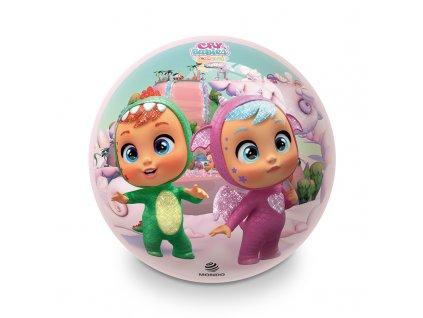 Míč nafouknutý Cry Babies 23 cm BIO BALL