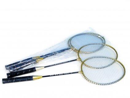 badminton v sáčku kovový