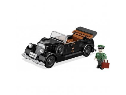 Stavebnice 1938 Mercedes 770 1:35 255 k 1 f