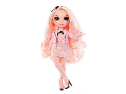 Rainbow High Fashion panenka - Bella Parker (růžová)