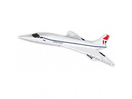 Concorde z Brooklands Museum 1:95 455 k
